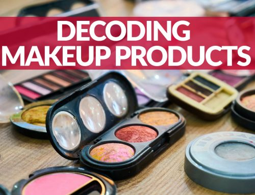 Decoding Makeup Products
