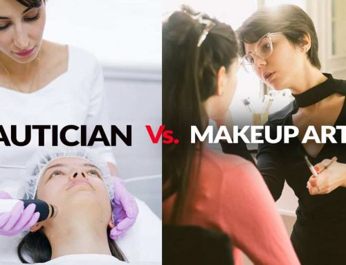 What Is Difference Between Beautician and Makeup Artist?