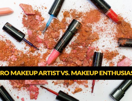 Difference Between Professional Makeup Artist and Makeup Enthusiast
