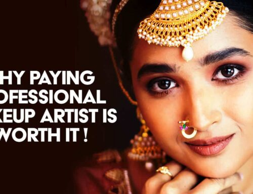 Why Spending On Professional Makeup Artist Is Worth for your Bridal Make-Up Experience!