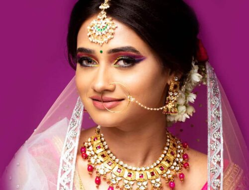 How To Get Perfect Bridal Reception Makeup Look